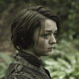 Maisie Williams es Arya Stark en la tercera temporada de 'Juego de tronos'