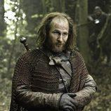 Paul Kaye es Thoros de Myr en la tercera temporada de 'Juego de tronos'