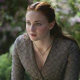 Sansa Stark (Sophie Turner) en la tercera temporada de 'Juego de tronos'