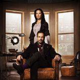 Cartel promocional de 'Elementary', la nueva apuesta de Cuatro