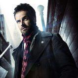 El detective londinense Sherlock Holmes en 'Elementary'