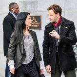 Sherlock Holmes cuenta con la ayuda de Joan Watson en los casos de 'Elementary'