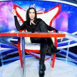 Mario Vaquerizo en la silla de 'Increíbles. El gran desafío'