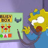 """Maggie Simpson juega en """"El día más largo de Maggie"""""""