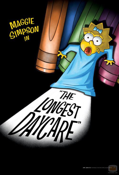 """""""El día más largo de Maggie"""", corto de 'Los Simpson' nominado al Óscar"""