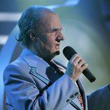 El Rey Juan Carlos canta en la sección 'Tu cara me suena' de 'La noche de José Mota'