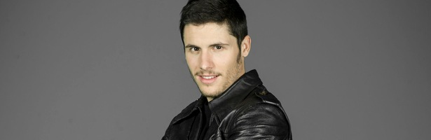 Álex Hernández interpreta a Ricky en la segunda temporada de 'Luna, el misterio de Calenda'