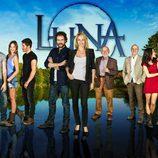 Cartel oficial de la segunda temporada de 'Luna, el misterio de Calenda' de Antena 3
