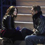 Noelia y Juan Carlos hablan en 'Gran Hermano catorce'