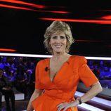 Mercedes Milá, presentadora de 'Gran Hermano catorce'