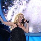Pastora Soler como Celine Dion en la gala final de 'Tu cara me suena'