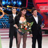 Arturo Valls consigue el tercer puesto como Sabrina Salerno en la final de 'Tu cara me suena'