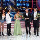 Roko comparte el premio con Arturo Valls, Santiago Segura y Daniel Diges