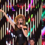 """Anna Simon canta """"Adiós amigo"""" en la gala final de 'Tu cara me suena'"""