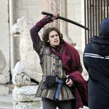 Martín Rivas rueda en Italia la TV Movie 'Romeo y Julieta'