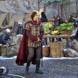 Martín Rivas rodando en Italia la TV Movie 'Romeo y Julieta'
