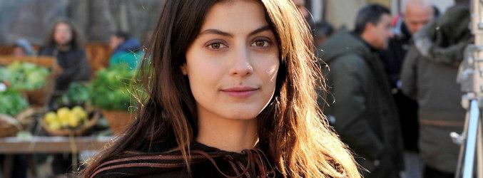 Alessandra Mastronardi da vida a Julieta en la nueva TV Movie de Mediaset España