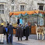 Escenario de rodaje de 'Romeo y Julieta'