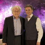 Eduard Punset y José Mota juntos en la nueva entrega de 'La noche de José Mota'