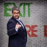 Florentino Fernández, el presentador de 'Así nos va'