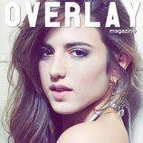 Marina Salas, portada de Overlay Magazine
