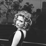 Marina Salas en blanco y negro para Overlay Magazine