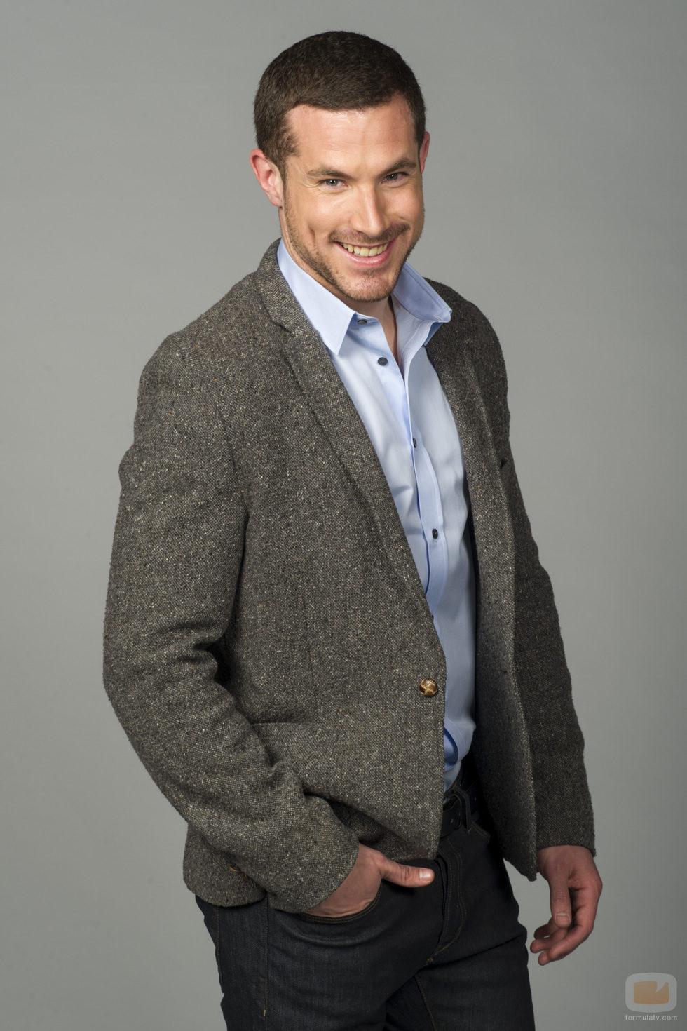 Liam J. Aldous, nueva cara de 'El Intermedio International Edition'