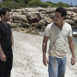Última disputa entre Gamboa y Ulises en 'El Barco'