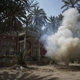 Explosión en el último episodio de 'El Barco'