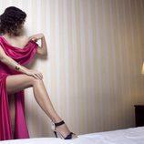 Luz Valdenebro posa muy sensual para VIM Magazine