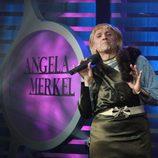 Ángela Merkel canta en 'La hora de José Mota'