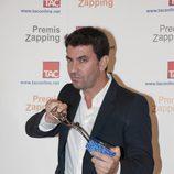 Arturo Valls, Premio Zapping 2013 como Mejor Presentador