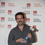 Marc Cartes, Premio Zapping 2013 como Mejor Actor