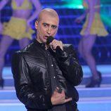 Antonio Hidalgo imita a Juan Magan en la gala solidaria de 'Tu cara me suena'