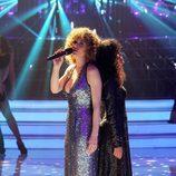 Roko y Angy imitan a Barbra Streissand y Donna Summer en la gala solidaria de 'Tu cara me suena'