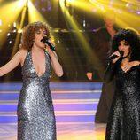 Actuación de Roko y Angy en el especial solidario de 'Tu cara me suena'