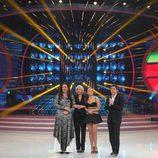 Jorge Cadaval, Anna Simon y Melody, finalistas de la gala solidaria de 'Tu cara me suena'