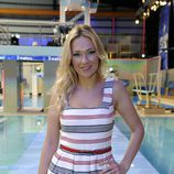 Marta Simonet, copresentadora de '¡Mira quién salta!'