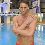 Álvaro Muñoz Escassi, concursante de '¡Mira quién salta!'