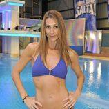 Mónica Pont, concursante de '¡Mira quién salta!'