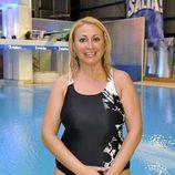 Raquel Mosquera, concursante de '¡Mira quién salta!'
