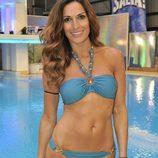 Verónica Hidalgo, concursante de '¡Mira quién salta!'
