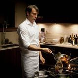 Hannibal Lecter en la cocina