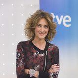 La presentadora Ana García Lozano