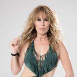 Miriam Díaz-Aroca, concursante de 'Splash! Famosos al agua'