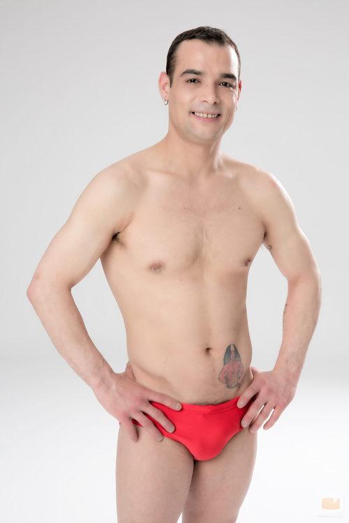 Gervasio Deferr participará como concursante en 'Splash!'