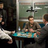 Poker en 'La familia Mata'