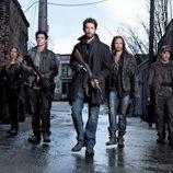 Imagen promocional de la segunda temporada de 'Falling Skies'