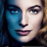 Cersei Lannister en el póster promocional de la tercera temporada de 'Juego de tronos'