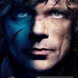 Tyrion Lannister en el póster promocional de la tercera temporada de 'Juego de tronos'